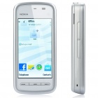 "Refurbished Nokia 5230 3.2"" Touch Screen Symbian S60 v5 3G WCDMA Smartphone w/ GPS + 2GB TF - Silver"
