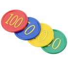 Casino Gambling Poker Chips (160-Piece Set)