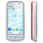 "Refurbished Nokia 5230 3.2"" Touch Screen Symbian S60 v5 3G WCDMA Smartphone w/ GPS + 2GB TF - Red"
