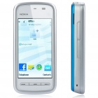 "Refurbished Nokia 5230 3.2"" Touch Screen Symbian S60 v5 3G WCDMA Smartphone w/ GPS + 2GB TF - Blue"