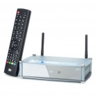 K55I Full HD 1080P Network Media Player w/ WiFi / 2-USB / HDMI / LAN / Coaxial / Optical / CVBS