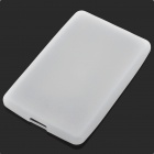 Protective Silicon Case for Kindle Fire Tablet PC - Translucent White