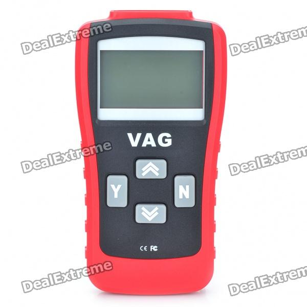 2.8 LCD Car Vehicle Diagnostic Tool Scanner - Red
