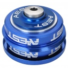 AEST Aluminum Alloy Threadless Bike Headset - Blue