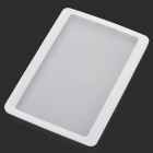 Protective Silicone Case for Amazon Kindle 4 - Translucent White