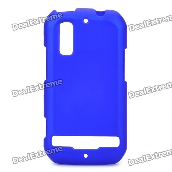 Protective PC Plastic Case for Motorola / Photon 4G / MB855 - Blue