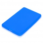 Protective Soft Silicone Case for Kindle Fire - Blue