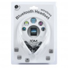 Fashion Bluetooth V2.1 Stereo Handsfree Headset - White