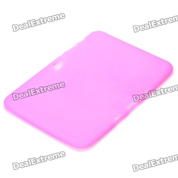 "Protective Soft Silicone Case for Samsung Galaxy Tab 8.9"" P7310/P7300 - Pink"