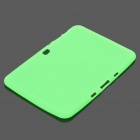 "Protective Soft Silicone Case for Samsung Galaxy Tab 8.9"" P7310/P7300 - Green"