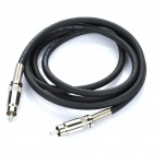 RCA Male to RCA Male Video Cable - Black (1.5M - Length)