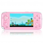 "4,3 ""Resistive Touch Screen Handheld-Konsole w / Built-in Games / HDMI / FM / TV-Out / TF (4GB)"