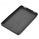 Protective Silicon Case for Kindle Fire Tablet PC - Black