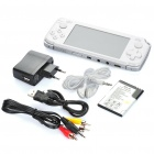 "4.3"" LCD Touch Resistance Screen Handheld Game Console w/ Built-in Games/ HDMI / FM/ TV-Out/TF (4GB)"