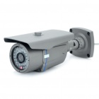 Water Resistant Fixed Focus 1/3 CCD Security Camera w/ 24-LED IR Night Vision (3.6mm Lens)