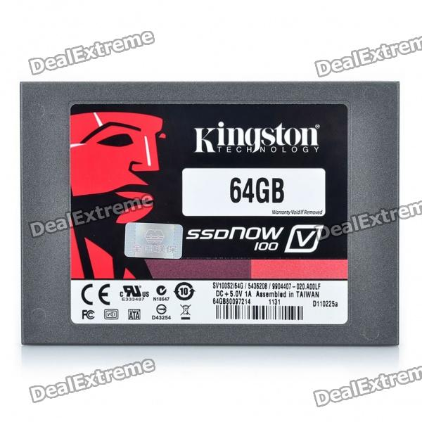 """Kingston 2.5"""" SATA SSD Solid State Drive (64G)"""