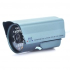 Water Resistant Fixed Focus 1/3 SONY CCD Security Camera w/ 24-LED IR Night Vision (6mm Lens)