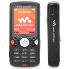 "Refurbished Sony Ericsson W810i 1.9"" TFT Screen Quadband Walkman Cellphone w/Java + FM - Black"