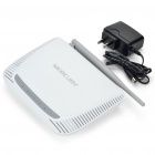 MERCURY MW150R 802.11b/g/n 150Mbps Wireless Broadband Router - White (5dBi Antenna)
