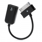 30-Pin to USB Female Data & Charging Cable for Samsung Galaxy Tab 10.1 (10CM-Length)
