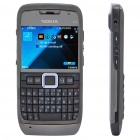 "Refurbished Nokia E71 QWERTY WCDMA Symbian S60 Smartphone w/ 2.4"" Screen, GPS and Wi-Fi - Gray"
