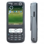 "Refurbished Nokia N73 2.4"" LCD Screen Single SIM 3G WCDMA Quadband Smartphone w/ Java + FM - Black"