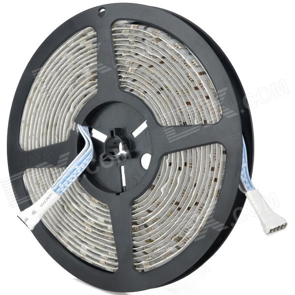 Waterproof 72W 850-Lumen 300-5050 SMD LED Rolling RGB Flexible Strip w/ Control Set (5M / DC 12V) roland roland a 500pro r