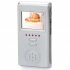 "2.5"" TFT LCD 2.4GHz Handheld Wireless Baby Monitor (4 x AAA)"