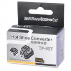 Pixel TF-327 Hot Shoe Converter for Nikon