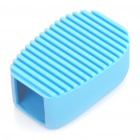 Mini Silikon Wash Board - Blau