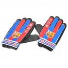 Anti-Slip Goalkeeper Gloves - FC Barcelona (Pair)