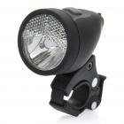 XC-997B Cree 3W 200LM 3-Mode White LED Bicycle Bike Light (4 x AA)