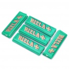 Cigarette Tobacco Gummed Rolling Papers (5 x 50 Sheets)