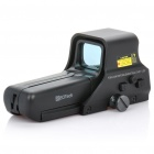 EOTech YG037 Red / Green Laser Gun Graphic Sight - Schwarz (2 x AA)