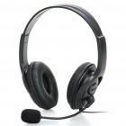 Designer's Headphone Headset with Microphone for XBox 360