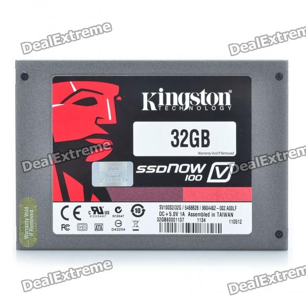"Kingston 2,5 ""SATA SSD Solid State Drive (32G)"
