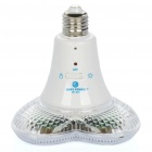 Bulbo recargable E27 1.6W 200LM 5000K blanco neutro de luz LED 20-w / control remoto (1 * CR2025)