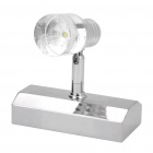 1W 7000K 100LM White LED Light (AC 90~260V)