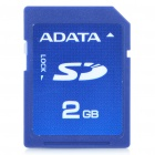 Genuine ADATA SD Card - Blue (2GB)