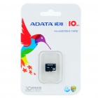 Genuine ADATA Micro SDHC Classe 4 TF (4GB)