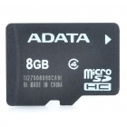 Genuine ADATA Micro SDHC Class 4 TF Card (8GB)