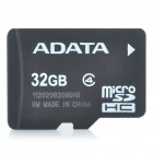 Genuine ADATA Micro SDHC Class 4 TF Card (32GB)