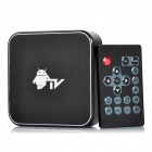 1080P Android 2.3 Internet TV Box Media Player w/ WiFi / HDMI / 2 x USB / RJ45 / SD