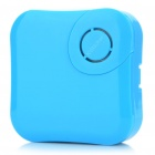 X-Sticker Fashion Portable Vibration Speaker - Blue (2 x AAA)