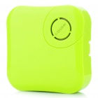 X-Sticker Fashion Portable Vibration Speaker - Green (2 x AAA)