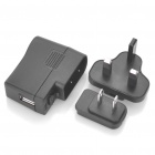 GOKI USB AC Power Travel Charger Adapter (US / UK Plugs)