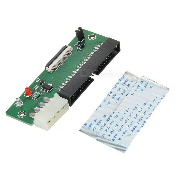 ZIF to 3.5-inch Bilateral IDE Hard Drive Converter