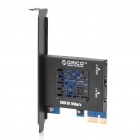 Orico PAS3062-2S PCI Express 2 x SATA III Ports Expansion Adapter Card