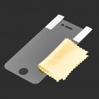 Glossy PET Screen Guard / Protector w/ Cleaning Cloth for Iphone 4 /4S