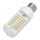 E27 3.6W 3200K 410LM 63-3528 SMD LED Warm White Light Bulb (AC 100~240V)